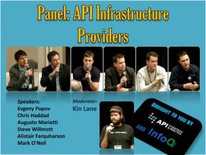 API Infrastructure Panel @apistrat